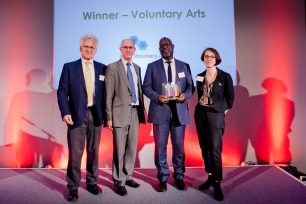 Voluntary Arts - Charity Governance Awards 2017