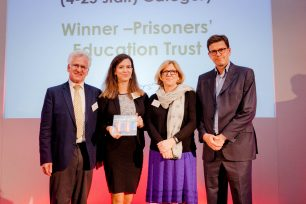 Prisoners' Education Trust - Charity Governance Awards 2017