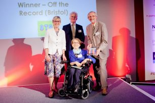 Off the Record - Charity Governance Awards 2017